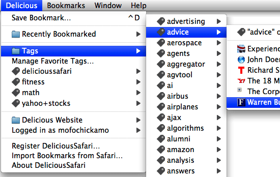 how to change safari background mac