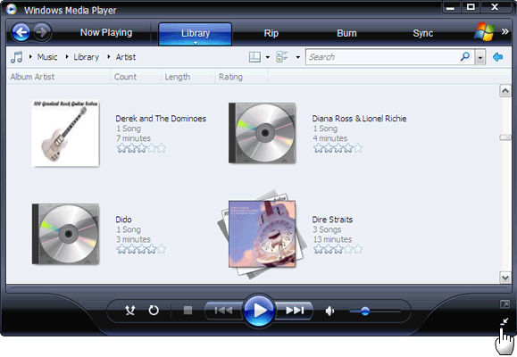 windows media player 11 tips and tricks