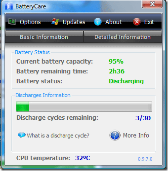 Battery care for laptop free download