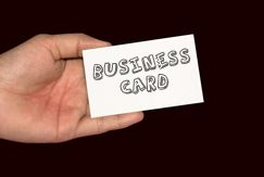 4+ Easy Ways to Create A Virtual Business Card