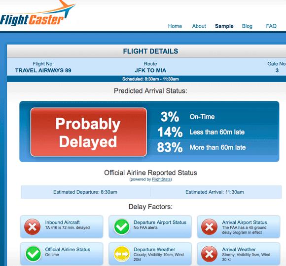 air travel delays