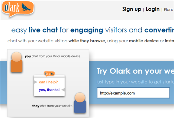 olark1   Olark: Simple Live Chat Widget for Your Website