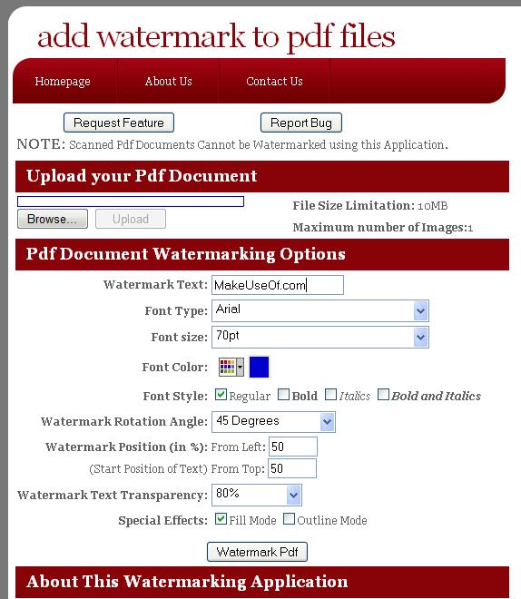 watermark pdf files