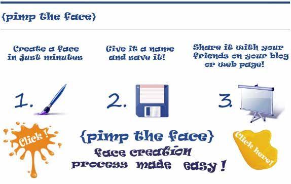 create a face online