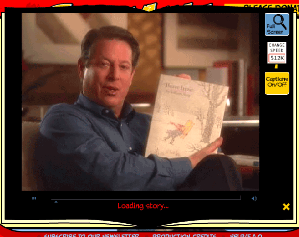 storylineonline2   StoryLineOnline: Videos of Childrens Books Read Online