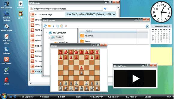 windowsforall   SilveOS: Windows Like Operating System Online