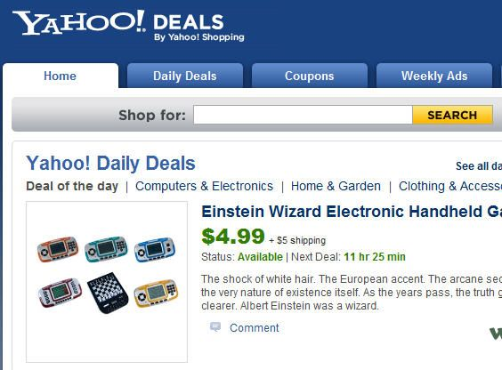daily online shopping deals and discounts