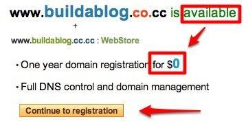 how to set up blog site