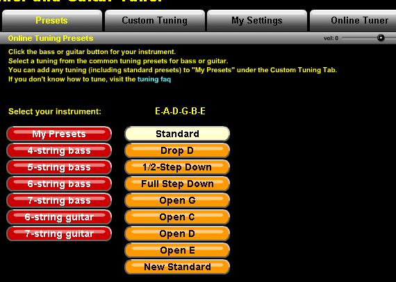 Image115   TuneMyBass: Tune Bass & Guitar Online