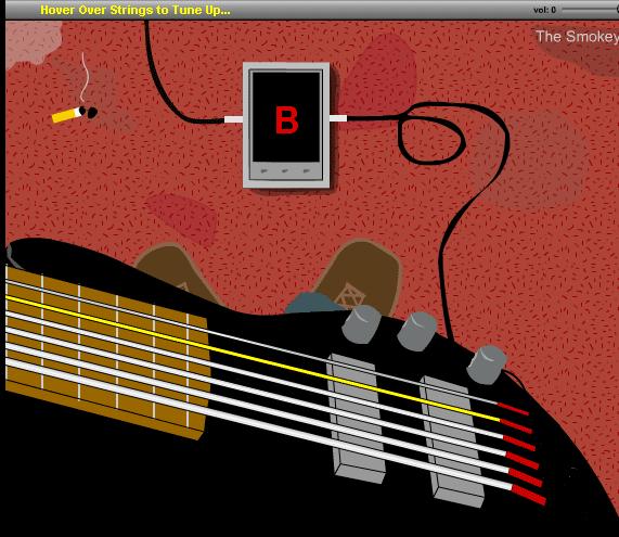 Image25   TuneMyBass: Tune Bass & Guitar Online