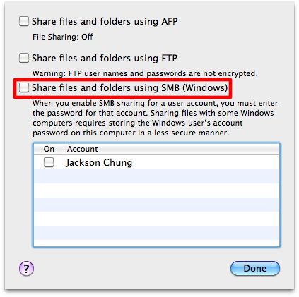 6 Things Windows Users should Know Before Switching to Mac Screen shot 2009 09 20 at 9