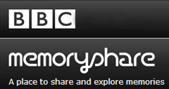 BBC Memoryshare- Create an Archive of Memories for Posterity