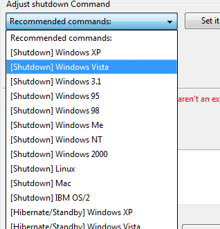 How To Auto Shutdown The Computer (or Firefox) after Downloads Complete bicommands