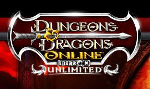 Dungeons & Dragons Online MMORPG Re-Releases – Free!