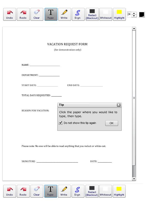 free pdf fill in online