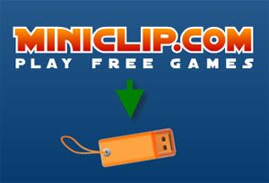 How To Download Free Flash Miniclip Games And Carry Them On Usb