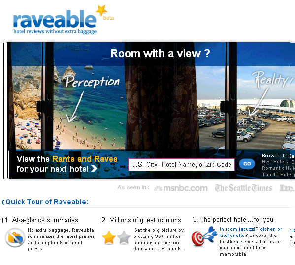 hotel rating and reviews