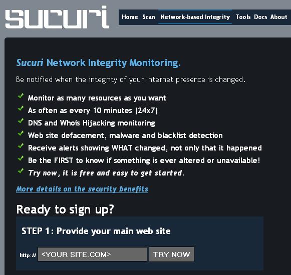 sucuri   Sucuri: Free Website Security Monitoring