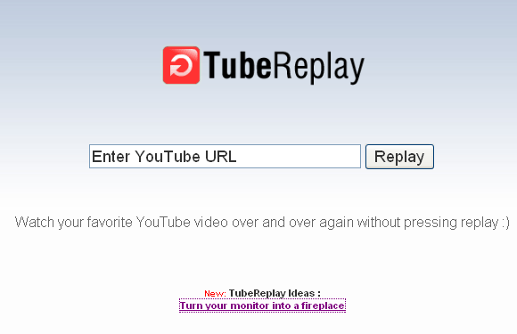 tubereplay   TubeReplay: Auto Replay YouTube Videos