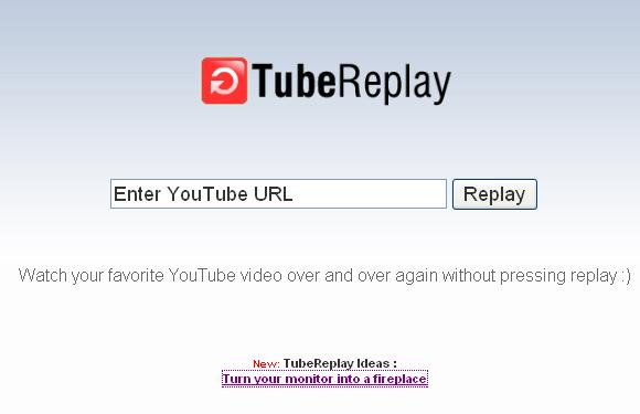 tubereplay   TubeReplay: Auto Replay YouTube Videos