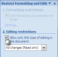 how to hide text in word
