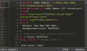 Sublime Text: The Text Editor You'll Fall in Love With (Windows)