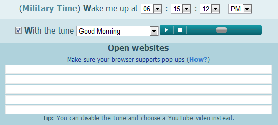 MetaClockSC thumb   MetaClock: Cool Browser Based Alarm Clock