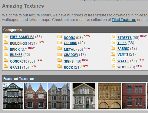 Top 10 Sites To Download Free Photoshop Textures