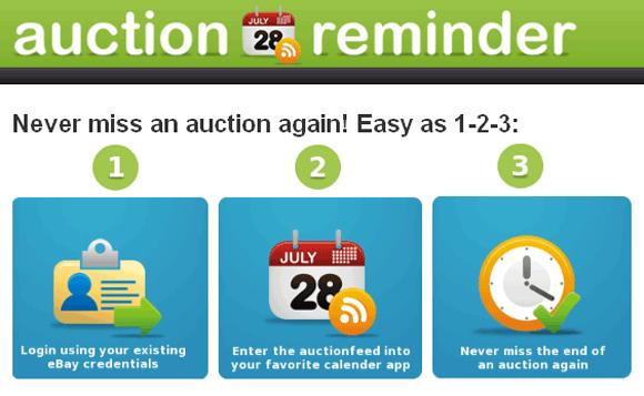 monitor ebay auctions