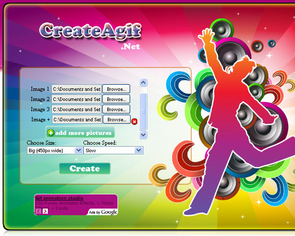 free online animated gif creator