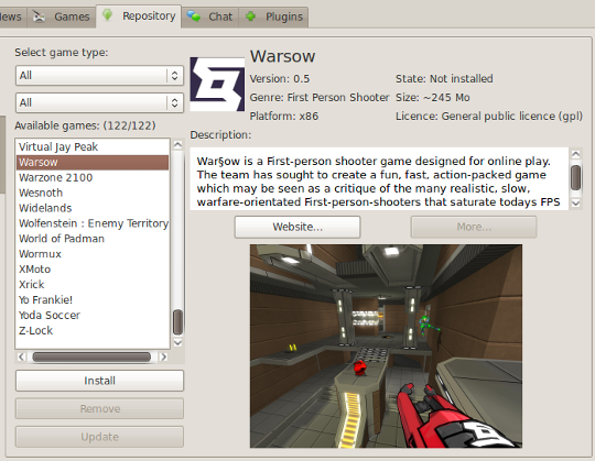 3 Tools to Discover & Install Awesome Linux Games djl