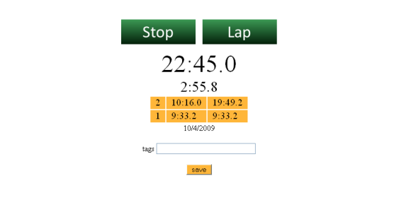 free online stopwatch