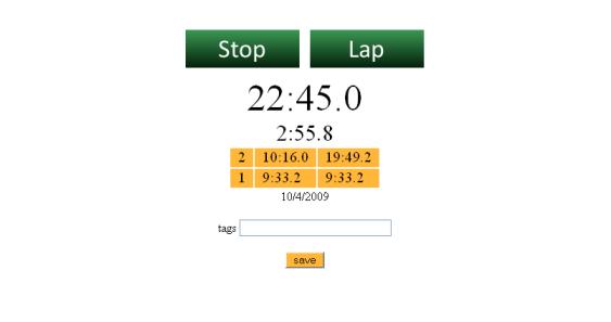 free online stopwatch