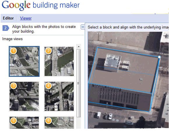 add 3d buildings to google earth