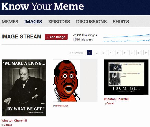 internet meme archive