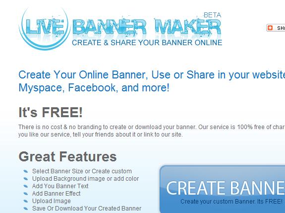 banner making tool