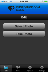 Photoshop Mobile – A Freeware Image Editor for Your Mobile