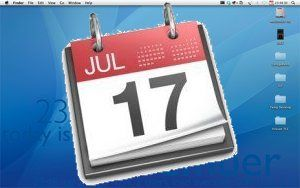 How To Show iCal Tasks & Events On The Desktop [Mac only]