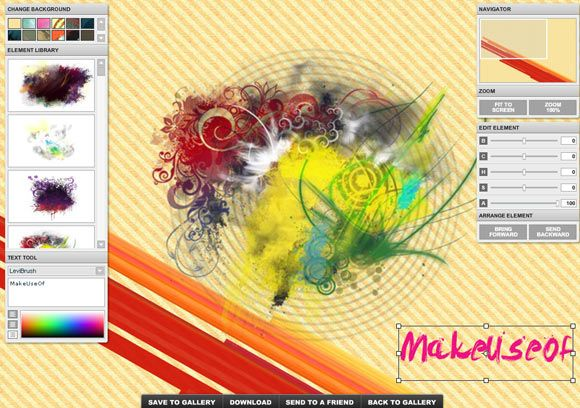 X3Studios   X3Studios: Create Cool Artsy Wallpapers