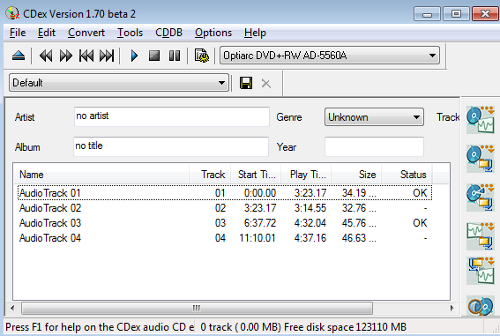 convert cd to mp3