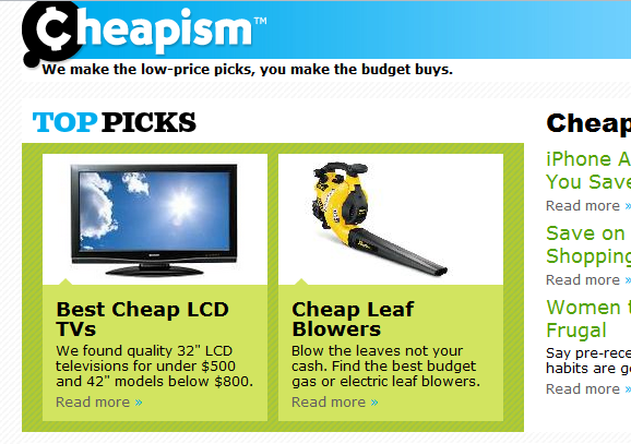 cheapism1   Cheapism: Finds Best Quality Products For Cheap