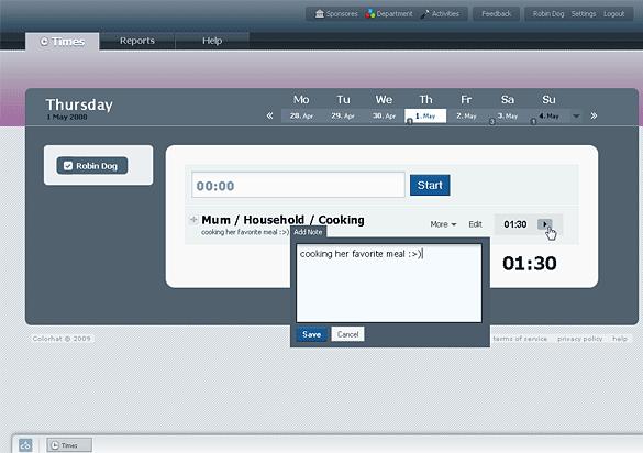 online time management tracker