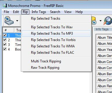 convert cd to mp3 format