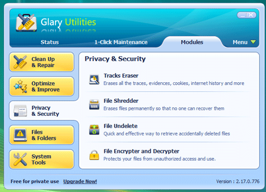 Roundup: 15 Must-Have Free Software Programs for Your PC glary utilities 2