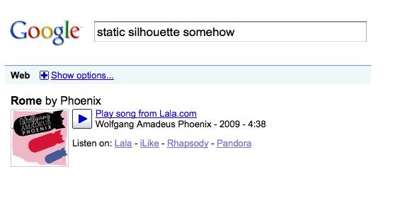 google music search 2