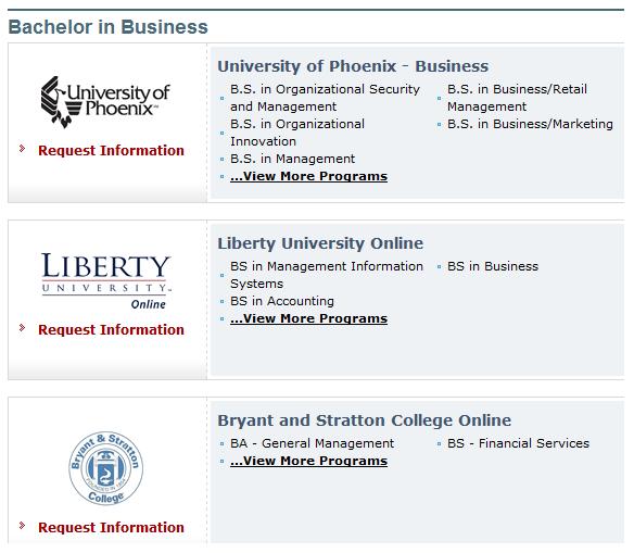 online schools directory