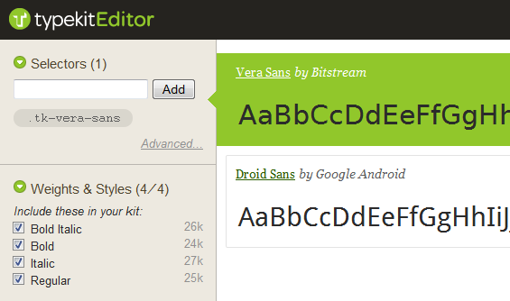 font library online