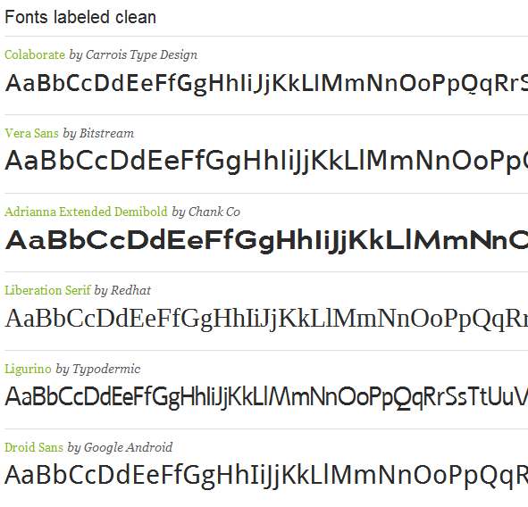 free online font library