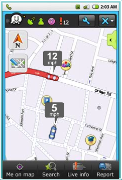 Waze: Get Real-Time Traffic Maps on Your Mobile image thumb29