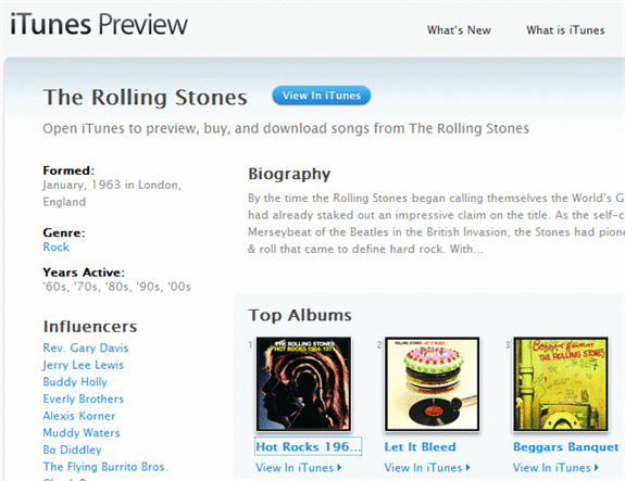 browse itunes store without itunes